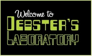 debsters lab sign