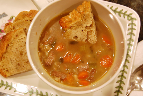 Scotch Broth Lamb Soup The Herban Farmer